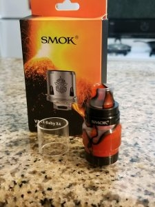 Smok X-Baby Tank Acrylic Bubble Tank