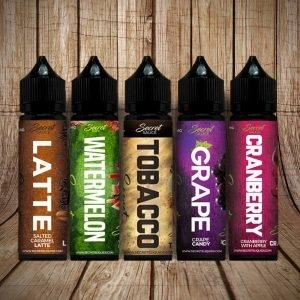 Secret Sauce E Liquids - 60ml