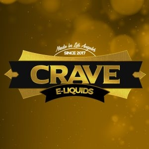 CRAVE E-LIQUIDS – 60ML