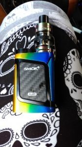 Rainbow SMOK Alien Mini 80 watt