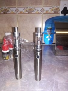 2x Used Vapes Kangertech