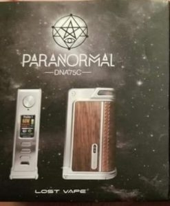 Lost Vape Paranormal 75c