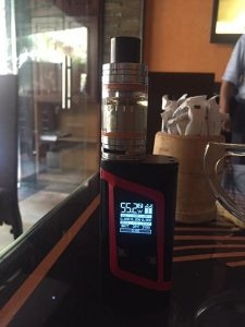 Used Smok Alien220w + TFV*