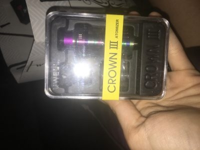 Crown 3 Atomizer