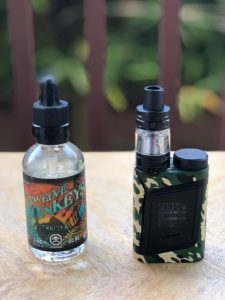 SMOK AL 85. With Vape Juice 60ml.