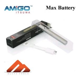 2 PK. AMIGO ITSUWA MAX BATTERY PREHEAT 380 MAH 510 THREAD VAPE PEN