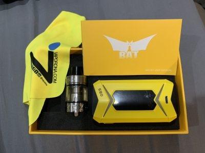 OBS Bat 218W Kit