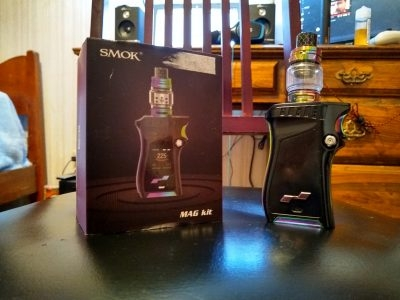 Smok Mag Kit (Rainbow/Black)
