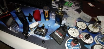 Mods, Tanks, RDA`s, RDTA`s, DIY and more.....