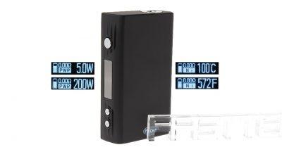 Sigelei FUCHAI 200 w Temperature Control Box Mod