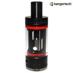 Kangertech Subtank Mini BLACK Pyrex Glass Organic Cotton Sub Ohm