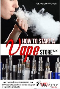 E-Cigarette in UK