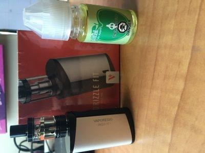 Vape Mod and Juice