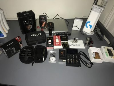 Bunch of Vape Accessories