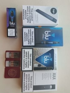 my BLU intense starter kit,electronic cigarette,vape,pen