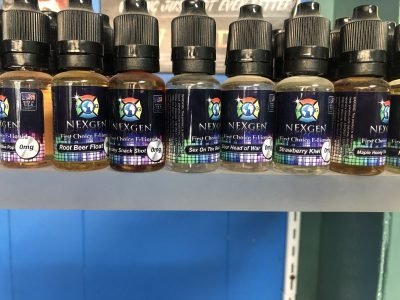 Nexgen 15ML Bottles