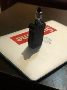 Authentic 80W VAPE with e-liquid