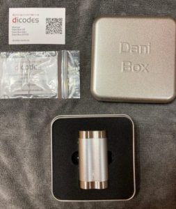 Dicodes Dani Mini Box