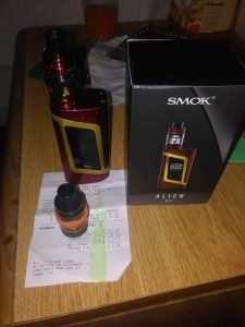 Smok Alien 220watt