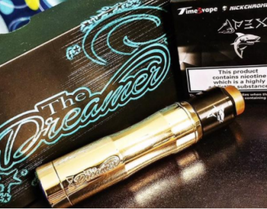THE DREAMER BY TIMESVAPES MECH MOD 20700