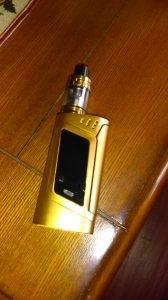 Gold Baby Alien