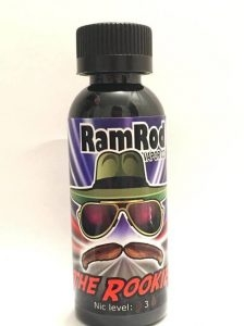 THE ROOKIE from RAMROD VAPOR CO.