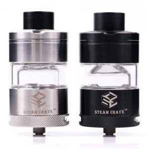 Glaz RTA By Steam Crave