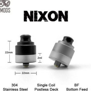 Nixon-S By Gas Mods