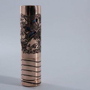 Purge Serenity Mech mod copper