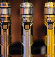 SINUOUS SW with Elabo SubOhm Tank by Wismec