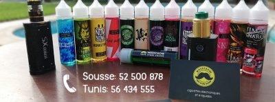 Moustache Vape Store Sousse