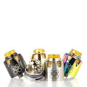 Yellow Jacket RDA by Bruce Pro Innovations