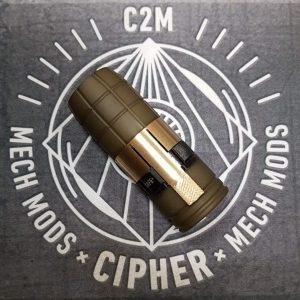 CIPHER MK2 GAMMON SPECIAL