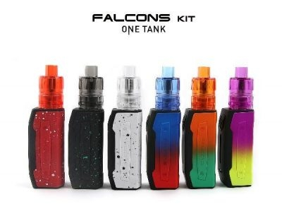 Disposable Mesh Tank Kit - Falcons One Tank Kit By Teslacigs