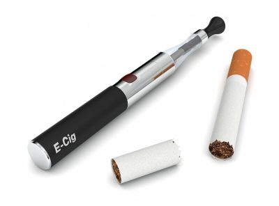 The proper way to use e-cigarettes