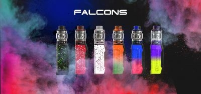 Teslacigs Falcons Kit