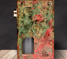 KEEL Stab Wood Squonker by KOMGE