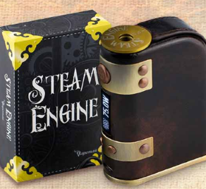 STEAM ENGINE DNA75