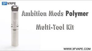 Ambition Mods Polymer Multi-Tool Kit
