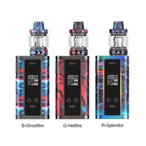 Captain Resin KiT By iJoY - 20700 Mod