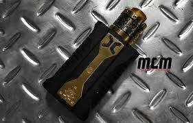 Mcm Mods Halo 21700 Para Series