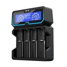 XTar X4 and VC2S Charger