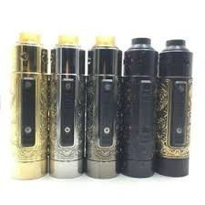 RKT 21700 Mech Mod by Half Moon Mods