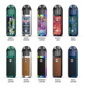 The Lyra Pod System by lost vape
