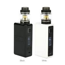 DJV NEON 80w box mod with SubOhm RBA