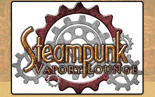 Steampunk Vapory Lounge