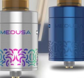 Medusa Reborn RDTA by GeekVape