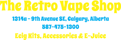 The Retro Vape Shop