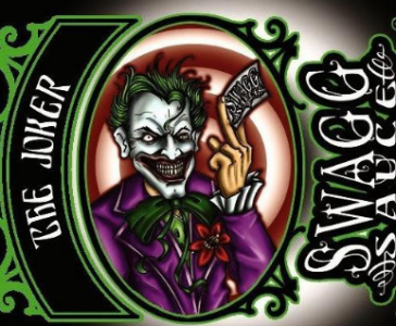 Swagg Sauce Vape Juice The Joker