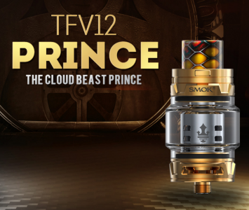Cloud Beast Prince by SMOK